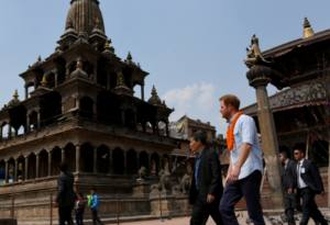 Prince Harry has been visited Nepal and You ???