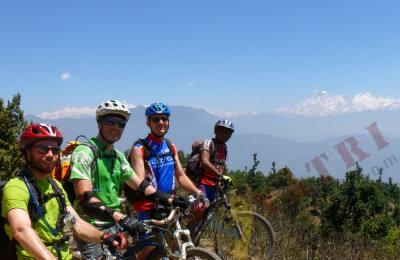 Kathmandu Valley Mountain Biking