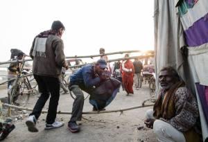 La frontière entre le Népal et l'Inde est ouverte