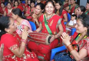 Les fêtes du Népal