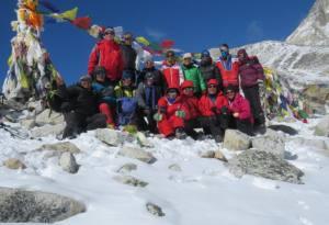 Quelques nouvelle de la famille de Yatri Trekking