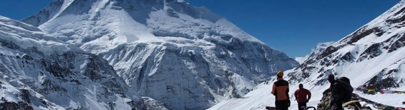 Trekking tour du Dhaulagiri