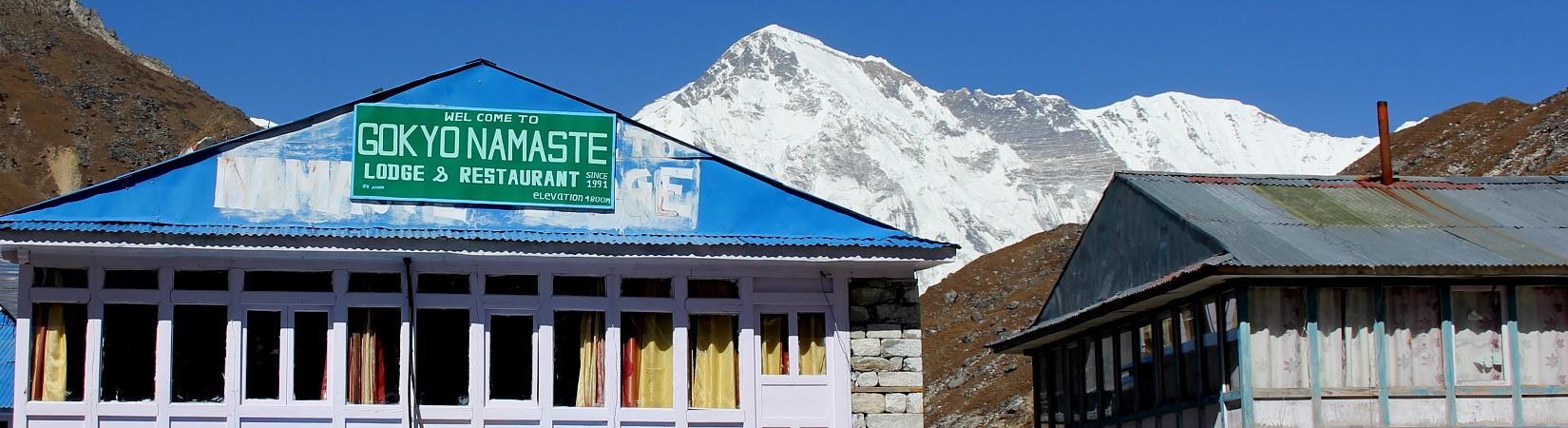 Trek de Lodge en lodge à l'Himalaya