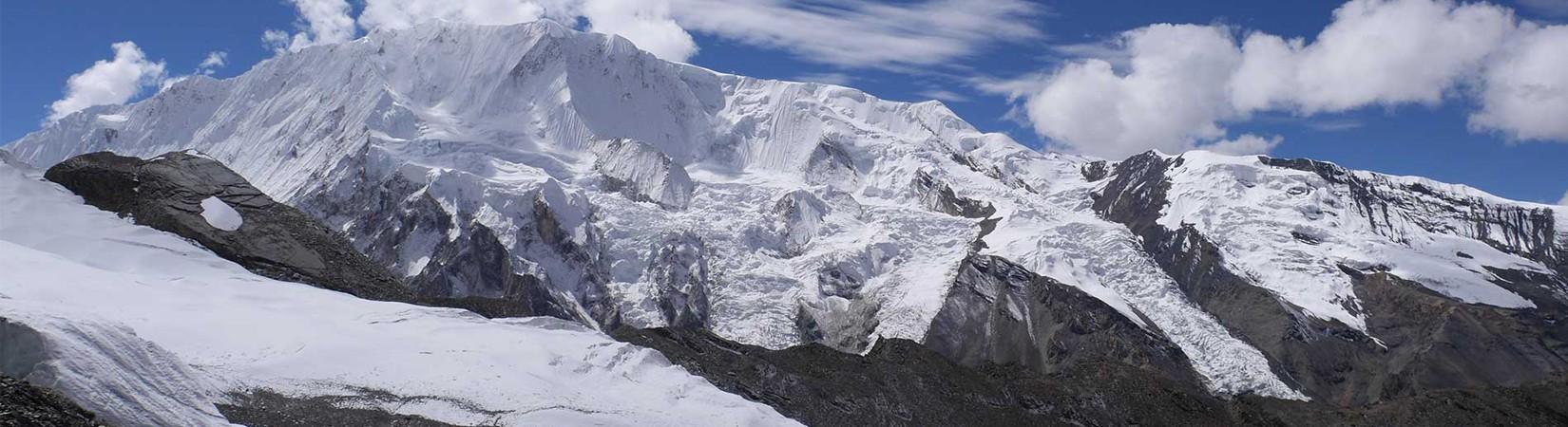 Himlung Himal range