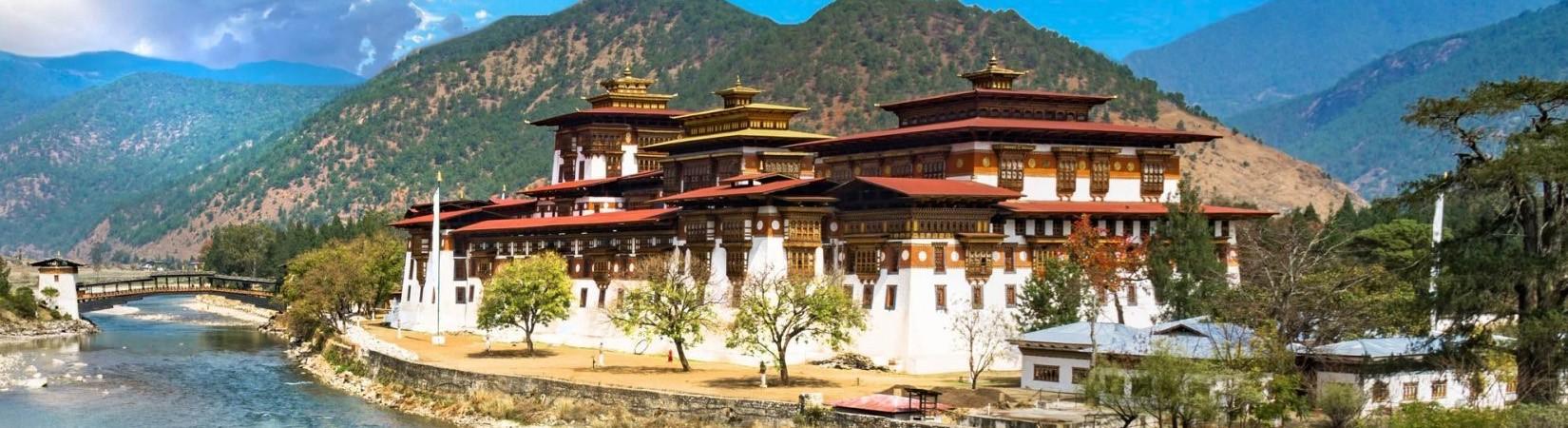 Le Palais Royal de Dechencholing de Thimpu