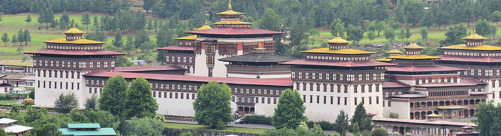 ville du patrimoine du Bhoutan