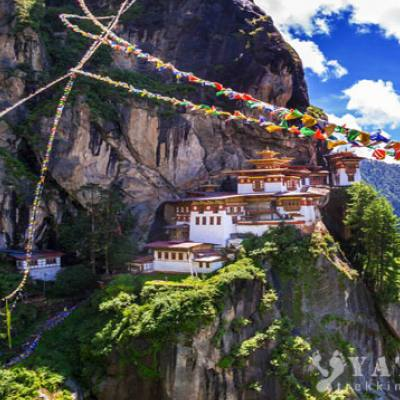 Trekking au Bhoutan