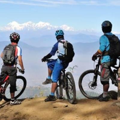 Circuits en VTT Népal
