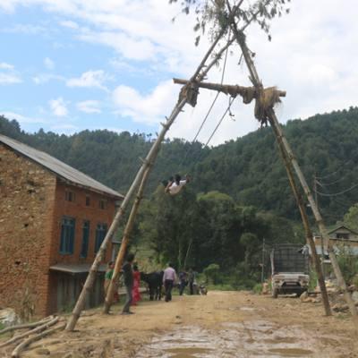 Randonnée culturelle alentour de Katmandu