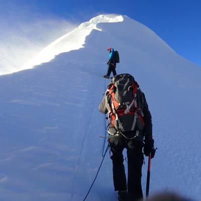 Rolwaling et col de Tashilaptsa Everest