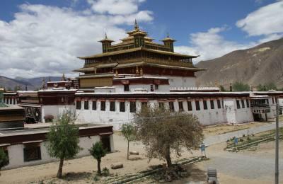 Katmandou Lhassa par avion et retour par la route
