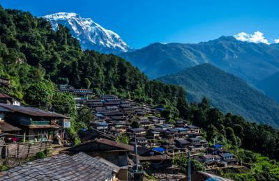 Annapurna Gaon Trek