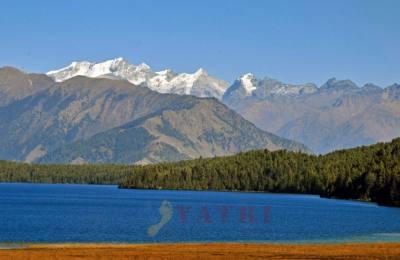 Du Jumla au lac RARA