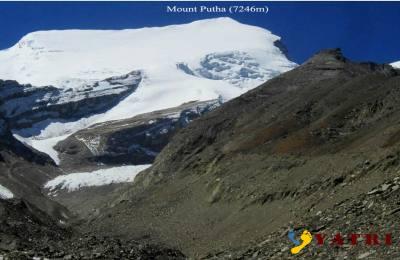 Expédition Mont Putha Hiunchuli (7246m)