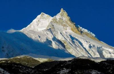 Expédtion Manaslu 8163m