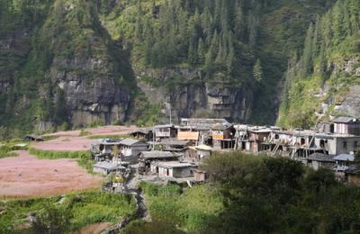 Village Gurung Taché