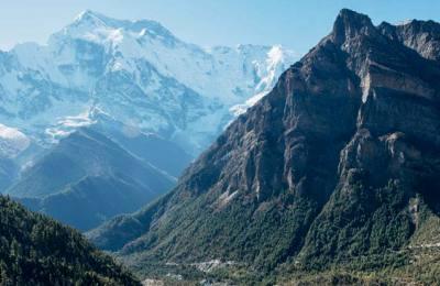 La traversée de l'Himalaya du Manaslu à Annapurna