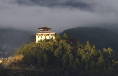 Le dernier Shangrila bhoutan
