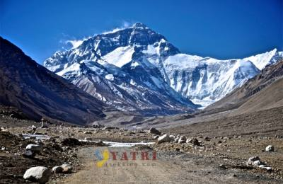 Lhasa, Everest Base Camp- Kodari