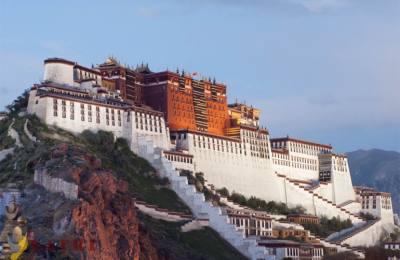 Lhasa Glimpse