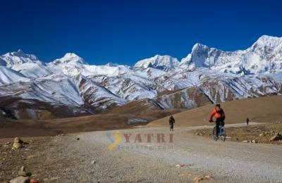 Lhasa- Katmandou VTT 14 Jours