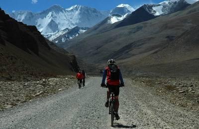Lhasa- Katmandou VTT 17 Jours