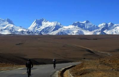 Lhasa- Katmandou VTT 23 Jours