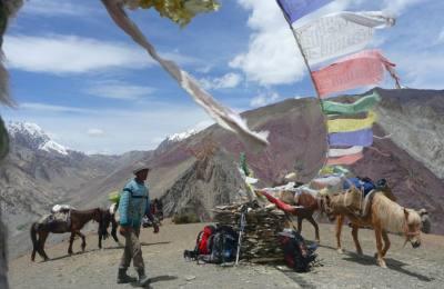 Lunana Snowman Trek-Bhoutan