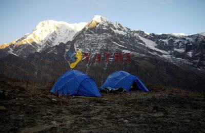 Mardi Himal (5588m)