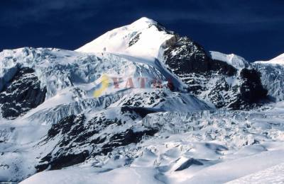 Nayaganga peak (Ganajala chuli) 5844m
