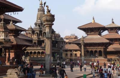 Randonnée culturelle au travers du Népal