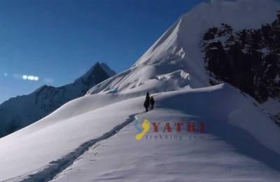Tharpu Chuli peak ou Tent Peak (5663m)