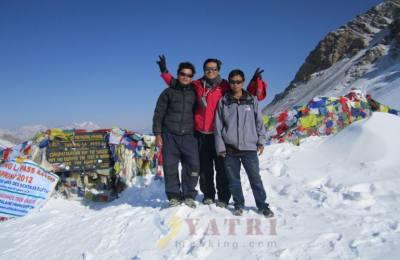 Tour des Annapurna classique