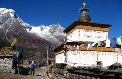 Tour du Manaslu départ de Gorkha