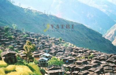 Trek decouvert culturelle dans la region du Manaslu