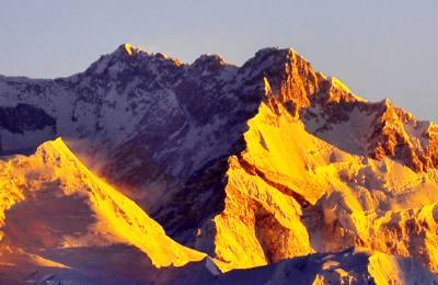 Trek Kanchanjunga et découverte le Yalung Glacier