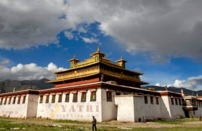 Le monastère de Samye