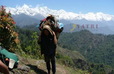 Vallée des Gurung avec une variante de Ganesh Himal