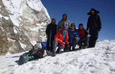 Vallée Rolwaling avec traversée col de Tashilaptsa (5755m)