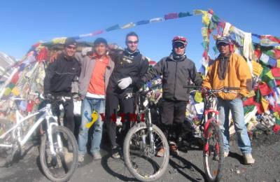 VTT grand tour des Annapurna