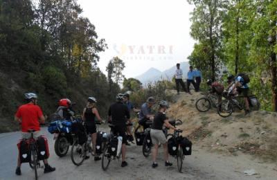 vtt, rafting, trek au cœur de l'Himalaya